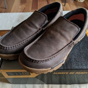 5.11 Tactical slip on shoes